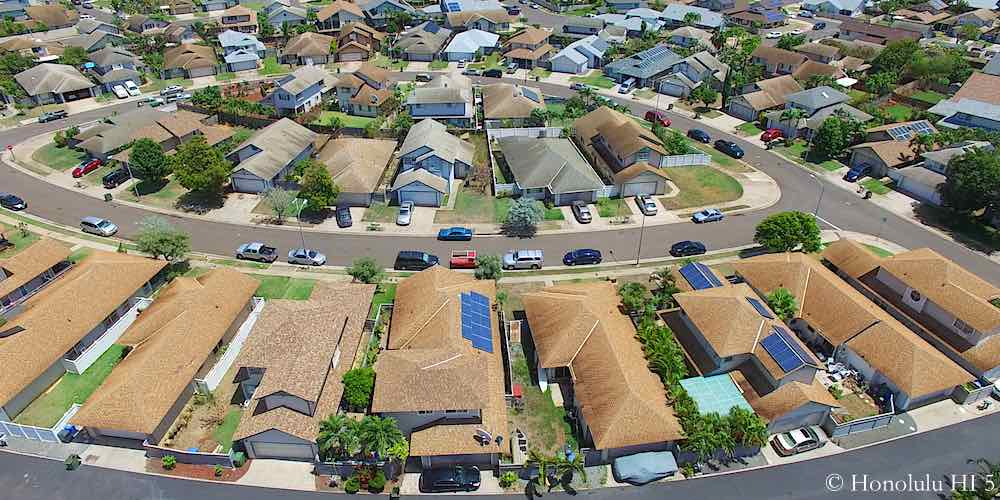 Kumu Iki Neighborhood in Kapolei