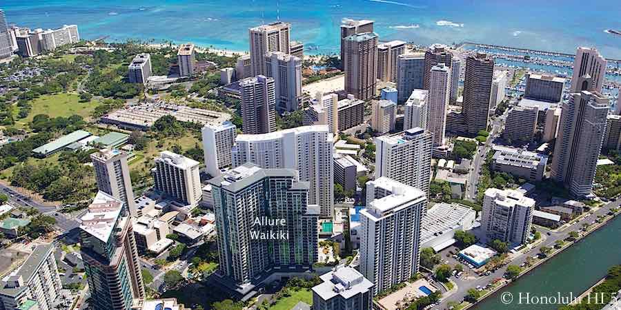 Allure Waikiki Condo