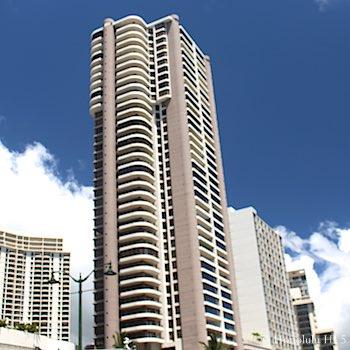 Canterbury Place Condo Honolulu