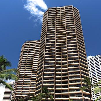 Discovery Bay Condo in Waikiki