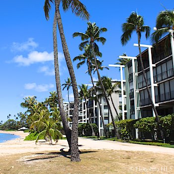 Kahala Beach Apartments in Honolulu