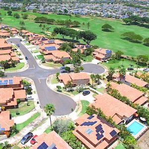 Kapolei Aeloa Golf Course Homes