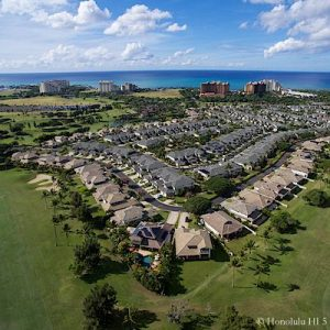 Ko Olina Golf Course Homes