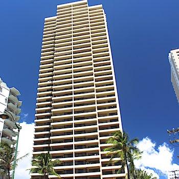 Waikiki Beach Tower Condo in Honolulu
