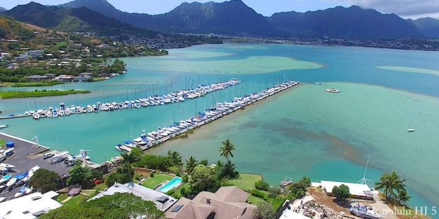 Kaneohe Bay Waterfront Homes