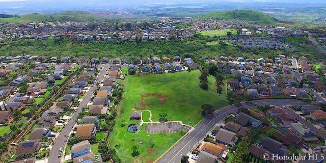Makakilo Real Estate - Aerial Photo