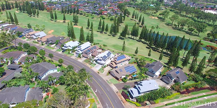 Waikele Single-family Homes on Golf Couse