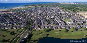 Hoakalei Homes - Aerial Photo