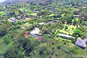 Pupukea Homes - Aerial Photo
