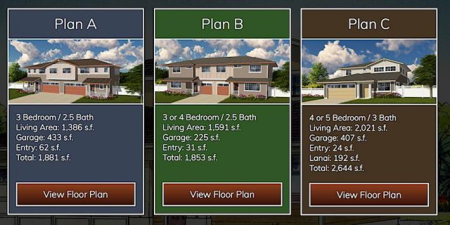 Puuwai Place - Picture of Three House Plans