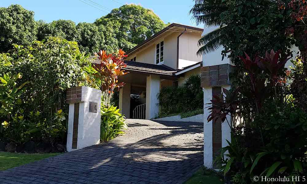 2475 Makiki Heights Drive - a Historic Home