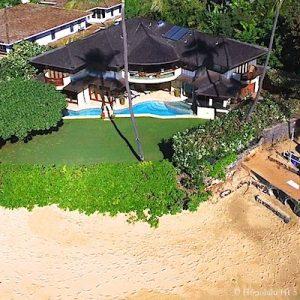 Diamond Head Beachfront Luxury House