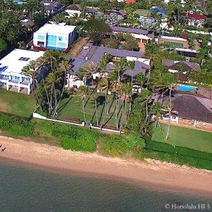Three Kahala Luxury Beachfront Estates