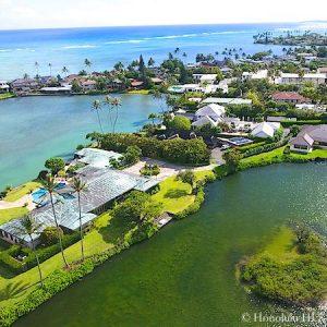 Paiko Lagoon Homes - Drone Photo