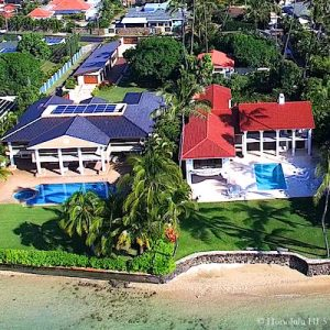Portlock Honolulu Oceanfront Luxury Homes