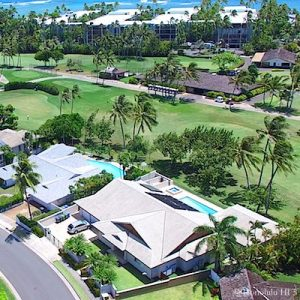 Waialae Golf Course Homes