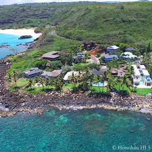Waimea Homes - Drone Photo