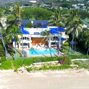 1025 Kaimoku Place Luxury House - Drone Photo