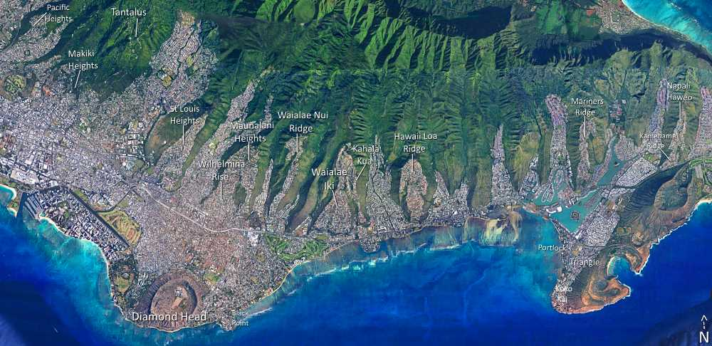 Guide to Honolulu's Ocean View Homes & Neighborhoods