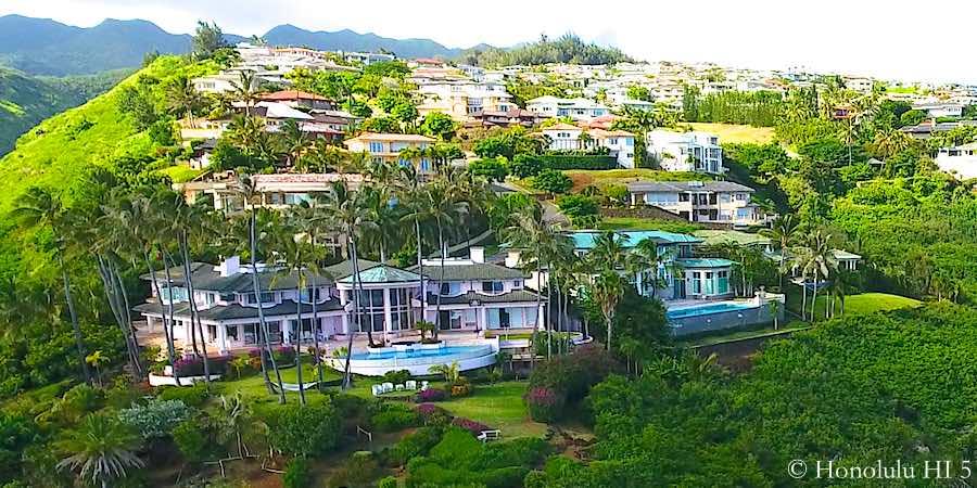 Hawaii Loa Ridge Homes