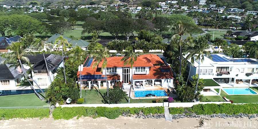 Kai Nani Beachfront Homes