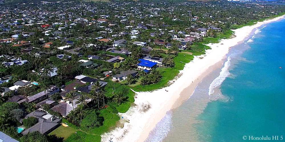 Kailua Beachside Homes