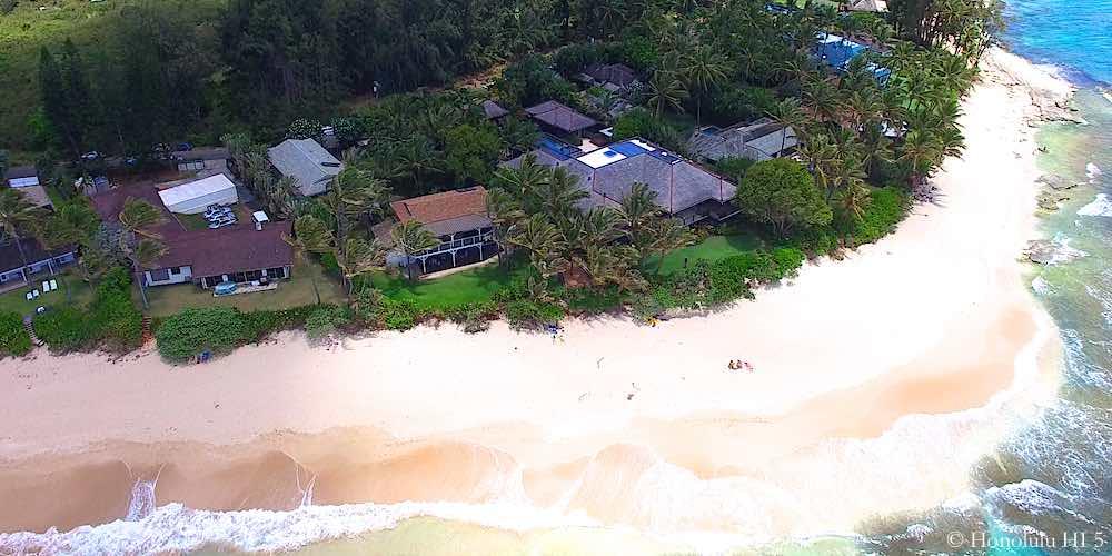 Kawailoa Beachfront Homes - Oahu North Shore