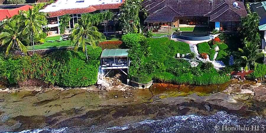 Two Luxury Koko Kai Oceanfront Homes