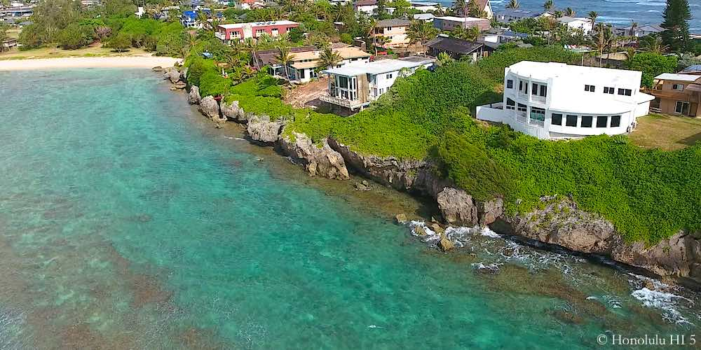 Laie Oceanfront Homes