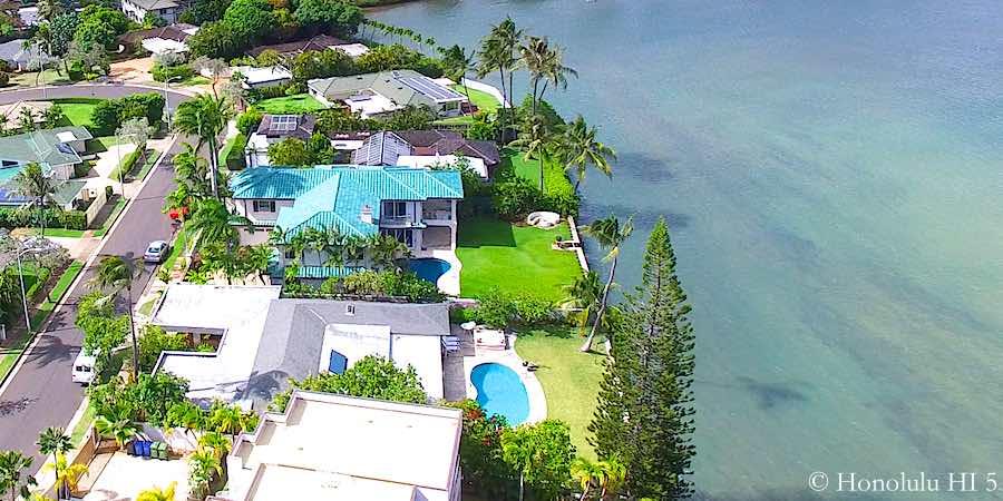 Niu Peninsula Oceanfront Homes