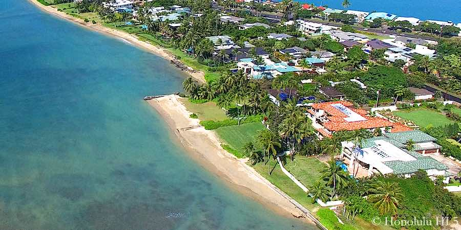 Portlock Honolulu Beachfront Homes