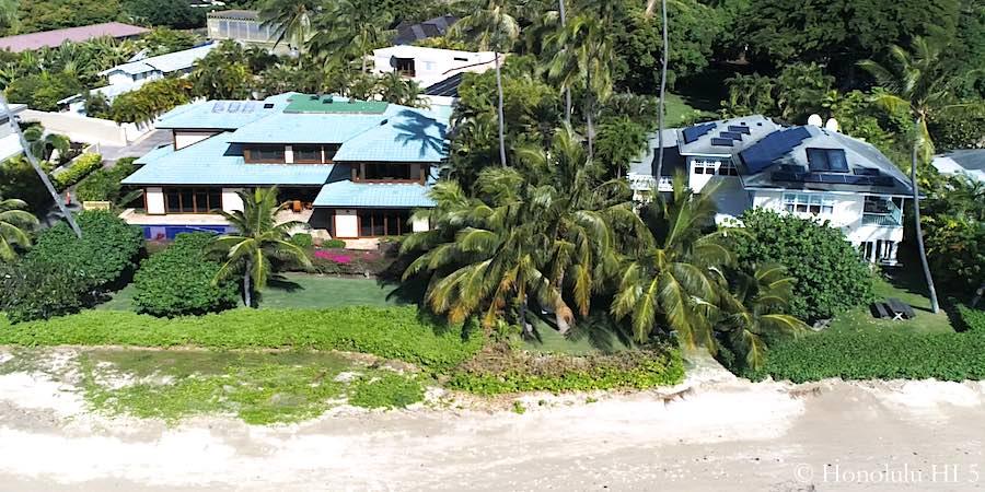 Wailupe Beach Homes