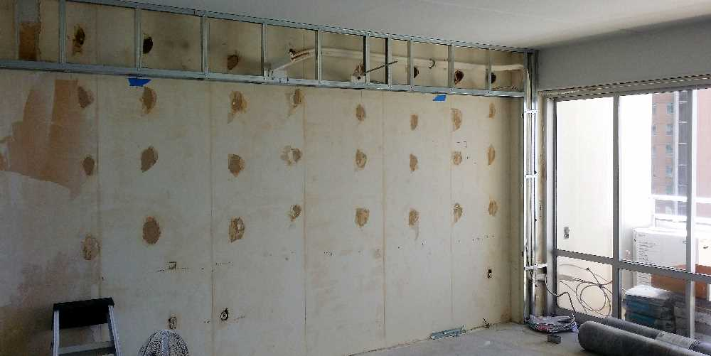 Week 6 - AC soffit framing
