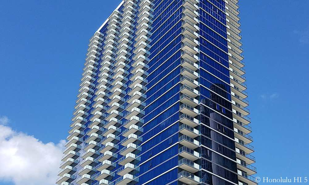 Collection Honolulu Balconies
