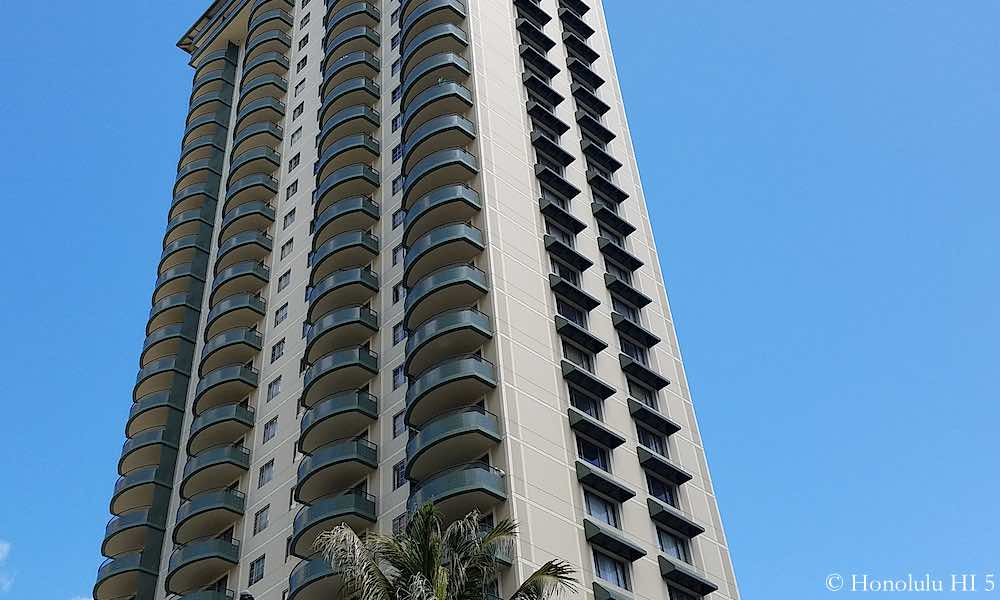 Lanikea at Waikiki Balconies