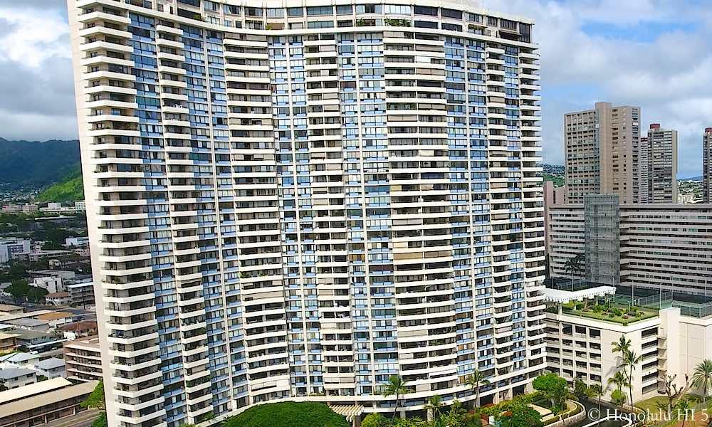 Marco Polo Apartments