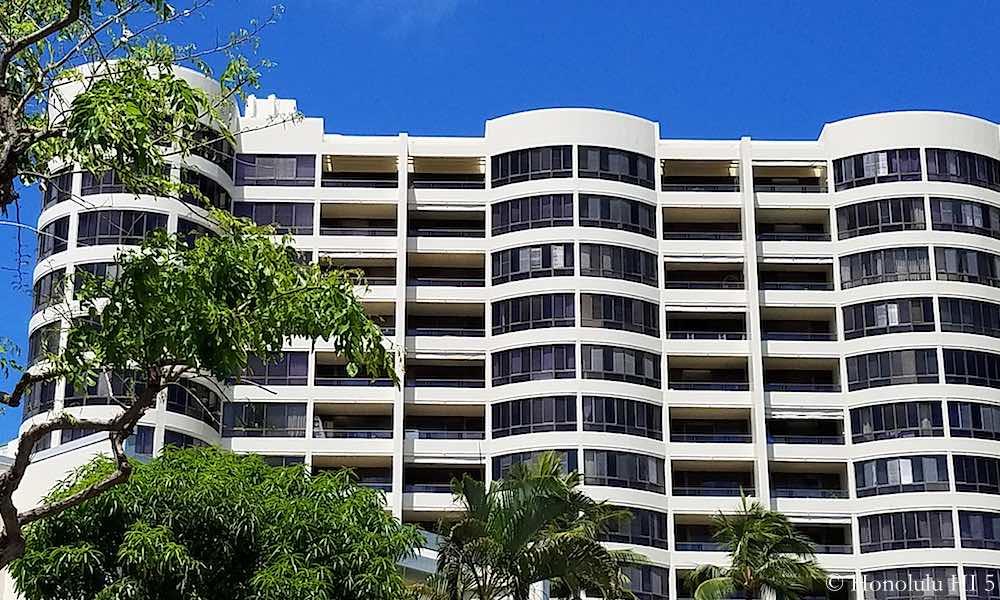 Plaza Hawaii Kai Balconies