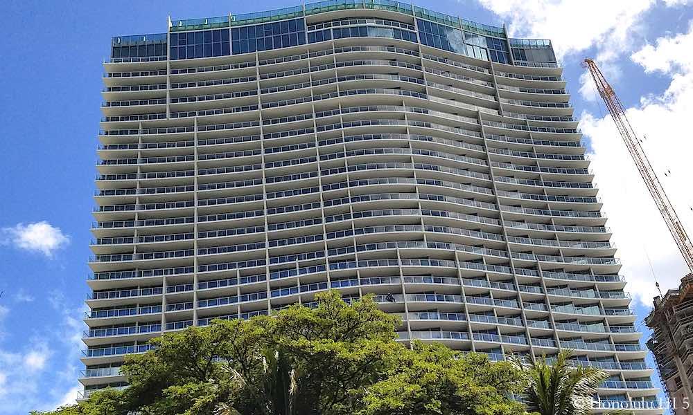 Ritz-Carlton Waikiki Balcony Focus
