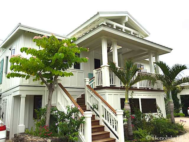 Kailua Fixer Upper - After Remodel Exterior
