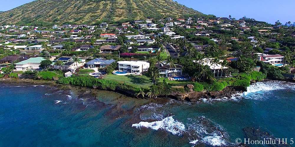 Koko Kai Oceanfront Homes in Hawaii Kai