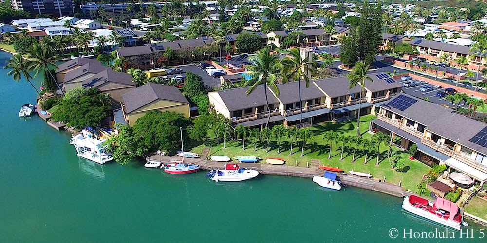 Moorings in Hawaii Kai