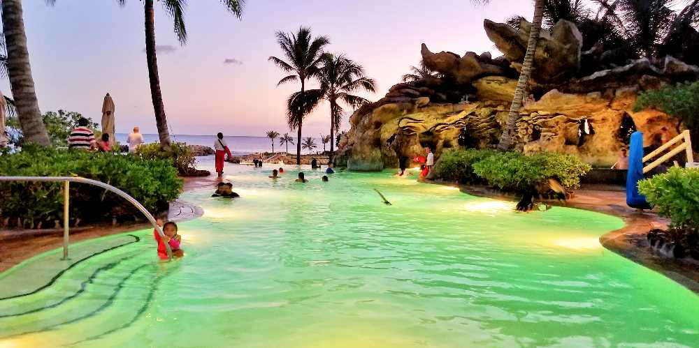 Koolina Resort Pool