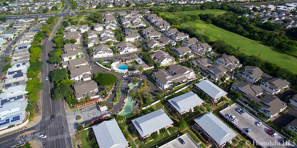 Arbors Townhomes Golf Course Fronting Community