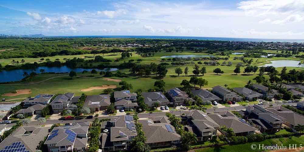 Cypress Pointe Ewa Gentry Golf Course Homes