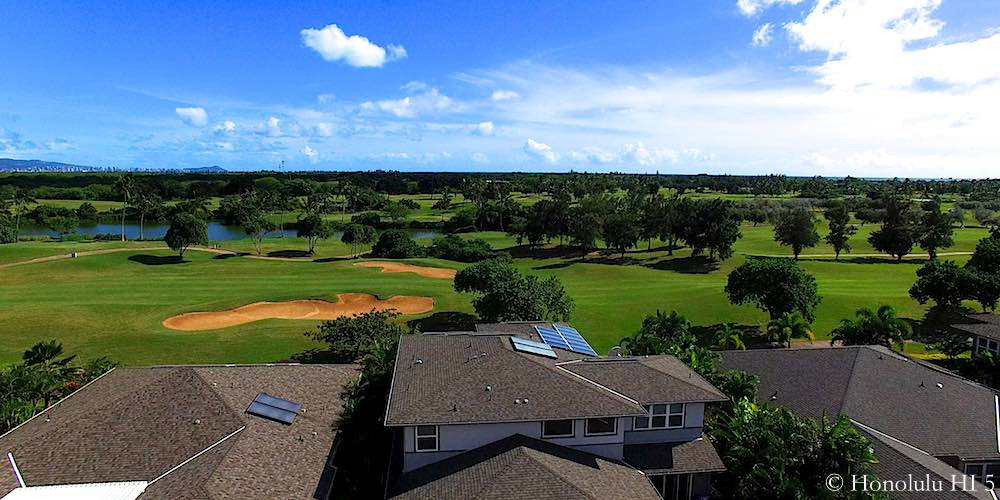 Ewa Beach Golf Course Communities