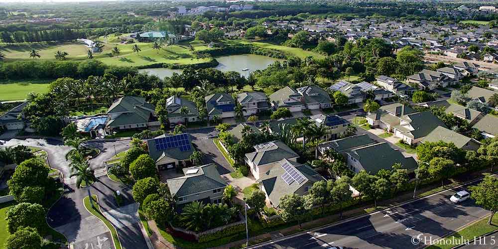 Huelani Golf Course Homes in Ewa Beach