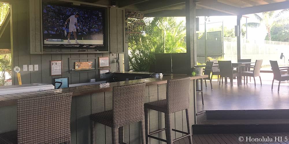 Kailua Racquet Club Bar