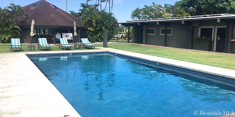 Kailua Racquet Club Pool