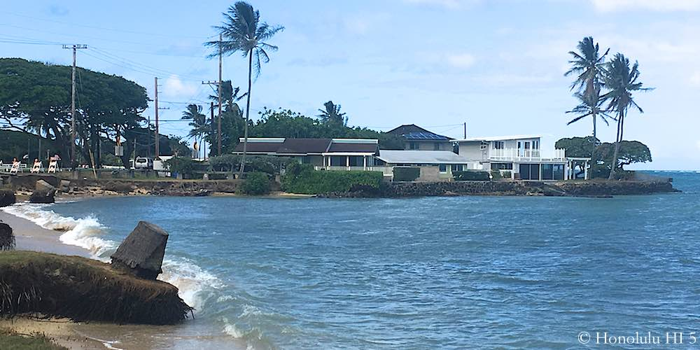 Kualoa Oceanfront Homes
