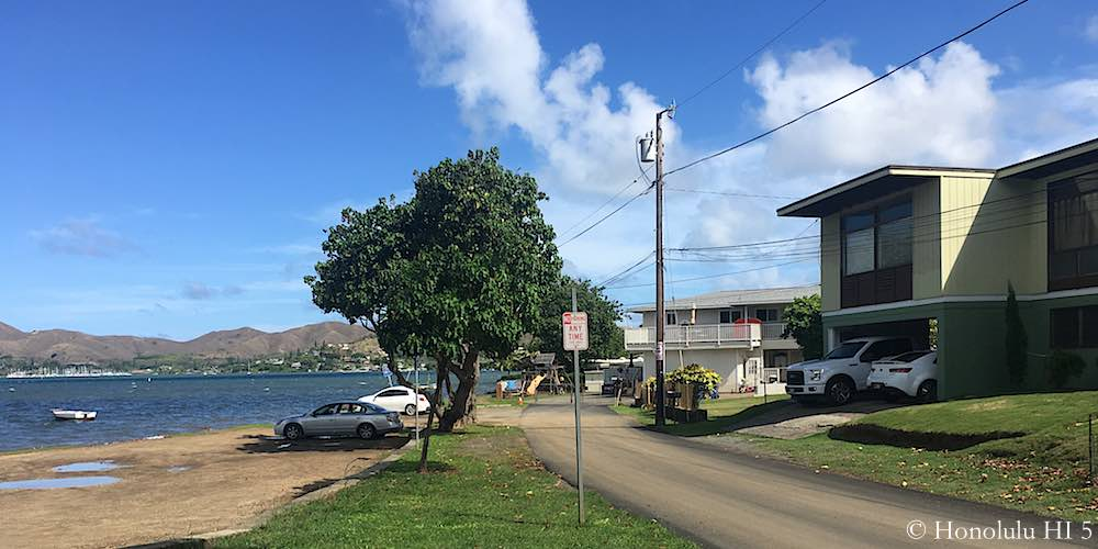 Waikalua Homes Near Ocean